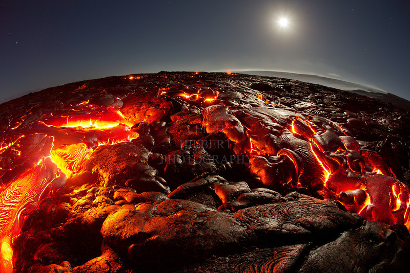 Molten lava photographs - High Res